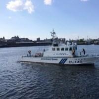 大野政務官の名古屋港視察に同行