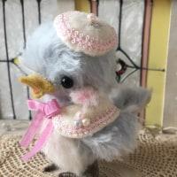 ご機嫌♪青い小鳥さん