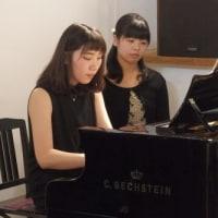 ティータイムコンサート 金沢大学ピアノの会