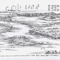 鐘ヶ淵~千住大橋(江戸名所図会めぐり)