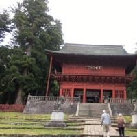 東北ツアー  岩木山神社〜岩木山へ