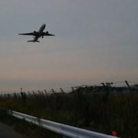 飛行機写真に目覚める?