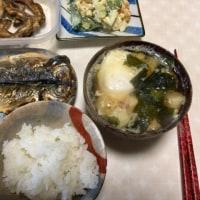実家の家飯♪昨日のお昼(#^.^#)