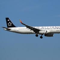 アシアナ航空 スタアラ A321 FUK
