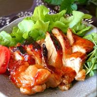 かたつむりさんの 調味料は一つだけの*超〜簡単鶏の照り焼き*