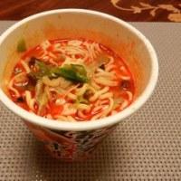 蒙古タンメン中本辛旨味噌@日清食品