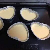 バレンタイン クリームブリュレ作っちゃいました!!