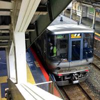 阪和線223系普通天王寺行き