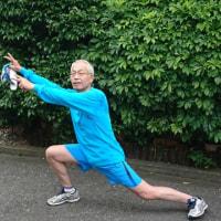 県知事選挙 川勝氏さんイク納め19:00静岡駅北口UFJ前。マラソンで汗をかいて6月30日総括質問準備!