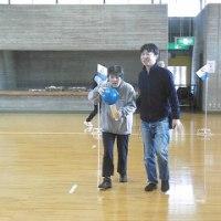 障害者スポーツ大会!