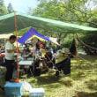 キャンプ2連チャン
