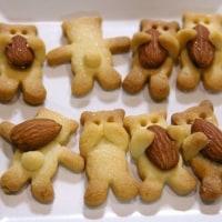 久しぶりのクマさんクッキー♪♪