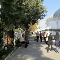 イランでは金曜日が休日