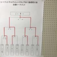 U11フットサルチャレンジカップ2017島根県大会