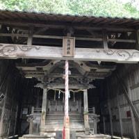 和田山の熊野神社