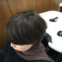 ショートヘアこそデジタルパーマ