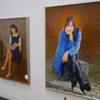 肖像画の展覧会に出品しませんか「肖像画の益子」