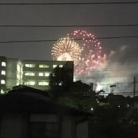 ホットモット球場 花火