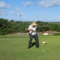 ゴルフ又記録更新したでー。