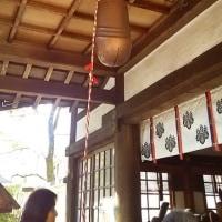 3月15日 田県神社のお祭り