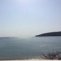 糸島市の初音旅館で昼食