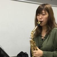 桜美林大芸術文化学群音楽専修サックスレッスン