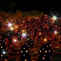 絵ろうそく祭り2012・・・