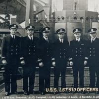 ノルマンジー上陸作戦とUSS「バンコム・カウンティ」LST-510