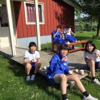 6年生修学旅行2日目 藤田牧場