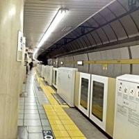 01/22 有楽町線永田町駅ホーム🚇