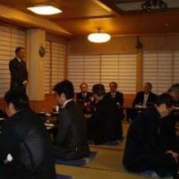 安全祈願祭・新年賀詞交換会の開催(藤岡支部)