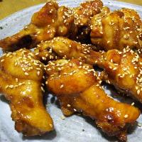 鶏手羽元の甘辛煮(^◇^)
