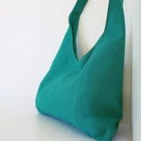 倉敷帆布の8号でバッグ作り