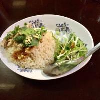 パクチー大盛り!生麺フォー