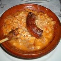 白いんげん豆を味わう料理