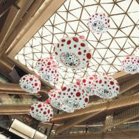 銀座最大の商業施設GINZA SIX(ギンザ シックス)の異次元空間