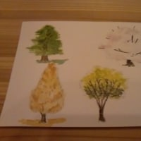 水彩画を描く、その②の巻