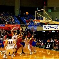熊本ヴォルターズ初観戦初勝利!