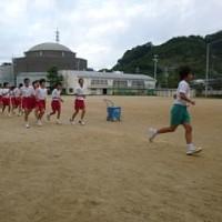 更生保護女性会のみなさんのあいさつ運動(11月7日)