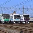 【公開PI情報】東京メトロ各型式、埼玉高速2000系、東葉高速2000系