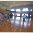 みんなでスポーツ教室中部4回目 7月22日(土)静岡県総合社会福祉会館体育館