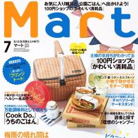 Martという雑誌が大変面白いです♪