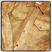 LEVI'S 3rd LEATHER