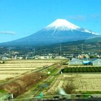 富士山はテンション上がるな〜