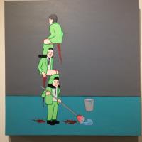 Joan Corenella(ホアン・コルネラ)のアート展@ Future Factory
