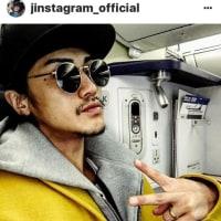 ジンスタ  Like this yellow gear. #Yellow #Fashion #plane #Yo #Japan #Tokyo