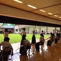 28年 津島神社奉納弓道大会