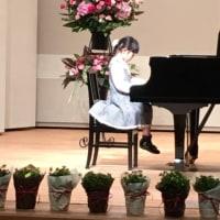 ピアノ発表会〜♪