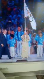 オリンピック・閉会式。