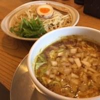二ボ味噌カリーつけ麺!(^^)!